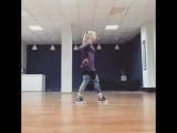 Waacking freestyle - Evgenia Panda - Basement Jaxx