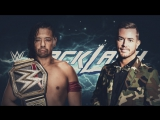 VWF Promo match on PPV Backlash - Main Event Rockstar Spud vs. Shinsuke Nakamura Extreme Rules Match WWE Championship