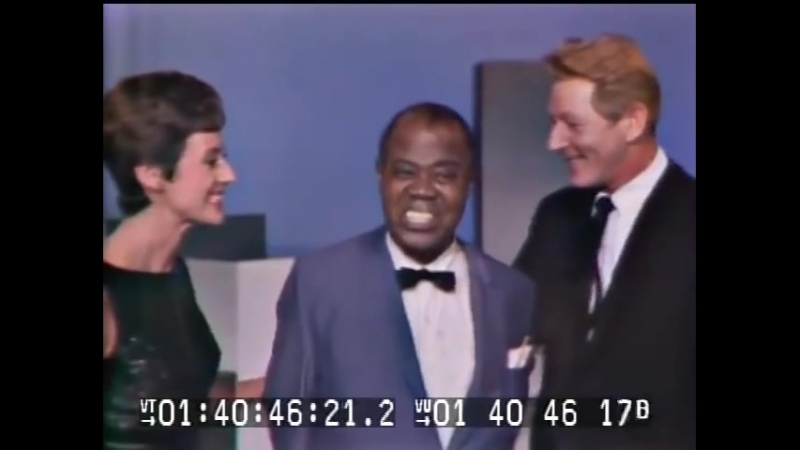 FROM THE VAULTS Louis Armstrong Medley with Caterina Valente and Danny Kaye