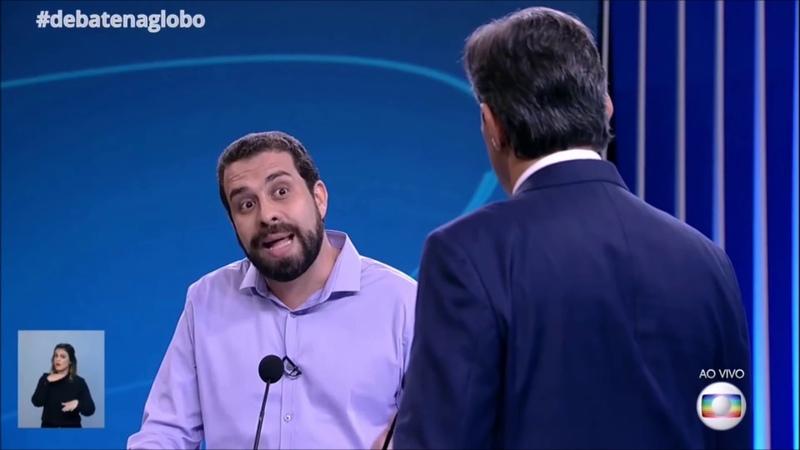 Fala emocionada do candidato Boulos sobre a Ditadura Militar! InfoDigit-PC EleNão ComElesNão