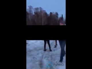 Охранники парковки ЖК  Люберцы  выгнали ...Лю  (360p).mp4
