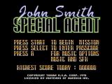 John Smith - Special Agent (prototype of James Bond Jr.)