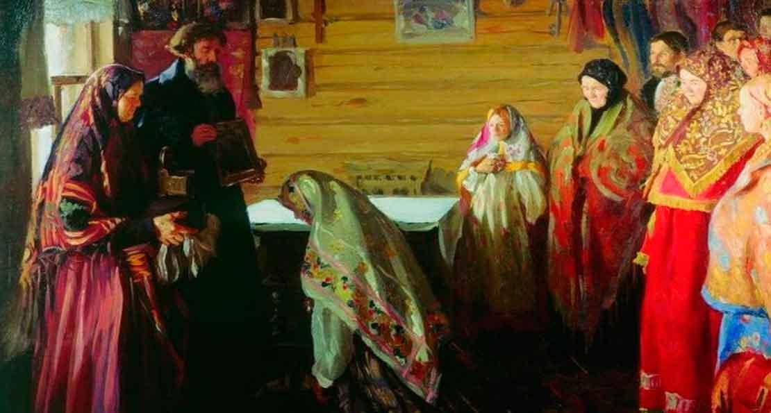 Женщины Руси