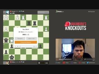 Nakamura Vs Hansen_ Stealing Blitz Chess Rating Points