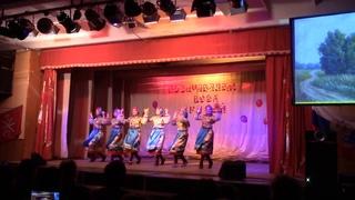 """13 Танец некрасовских казаков """"Крыло"""""""