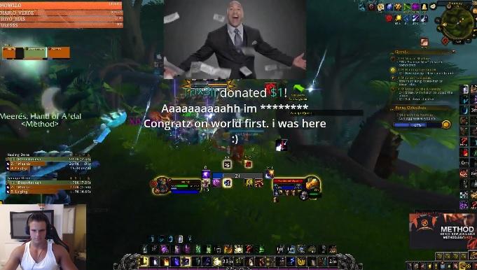 Достижение максимального уровня в World of Warcraft: Battle for Azeroth