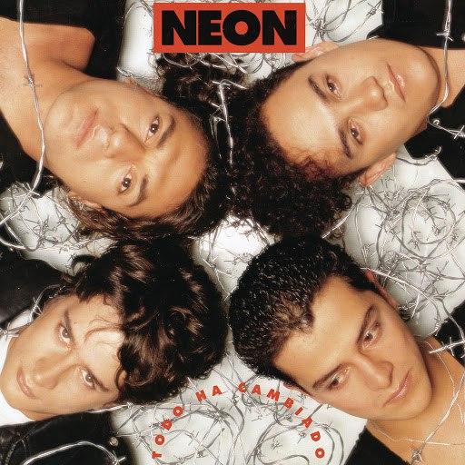 NeON альбом Todo Ha Cambiado