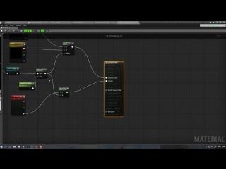 [Designer Life] UE4 - FireBall [MakingOf]
