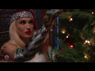 Gwen Stefani - You Make It Feel Like Christmas Special Full Live
