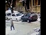 Угнали машину по адресу Мясникова 54 - 02.03.18 - Это Ростов, детка!