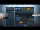 Counter-Strike G.O: разносим кабины, челлендж приветствуется. Стрим без мата (но это не точно)