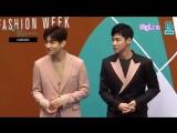 ???✨ Hera Seoul Fashion Week 18FW [DAY 1] caruso 東方神起 동방신기 httpst.coT6VWy35xgA