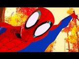 Человек-паук: Через вселенные / Spider-Man: Into The Spider-Verse.Трейлер #2 (2018) [1080p]
