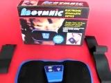 Ab Gymnic — уникальный пояс для тренировки мышц пресса и спины.
