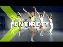 Viva dance studio Entirety - Shift K3Y (ft. A٭M٭E)  Jane Kim Choreography