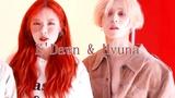hyuna X E dawn Love Maze