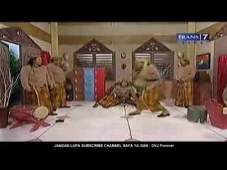 Opera Van Java (OVJ) - Episode Perjodohan Darah Biru - Bintang Tamu Wendy dan Letto