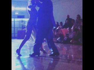 Momentos 1, 2/5  Mariano Chicho Frumboli  with Carolina Giannini  -Catania Tango Weekend- 29-30.06.2018 Night Milonga