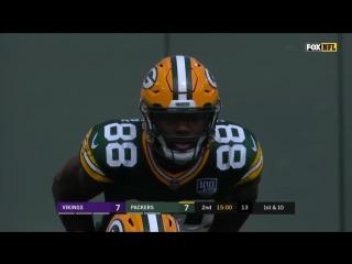 NFL 2018-2019 / Week 02 / Condensed Games / Minnesota Vikings - Green Bay Packers / EN