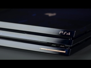 PlayStation 4 Pro ¦ 500 Million Limited Edition  Unboxing