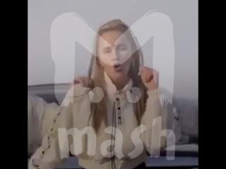 Начинающая певица YAXANA перекрыла МКАД из-за съемок клипа