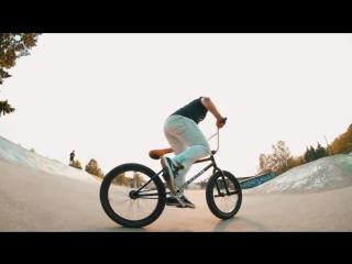 BMX IN THE NORTHWEST - COASTAL FIDELITY