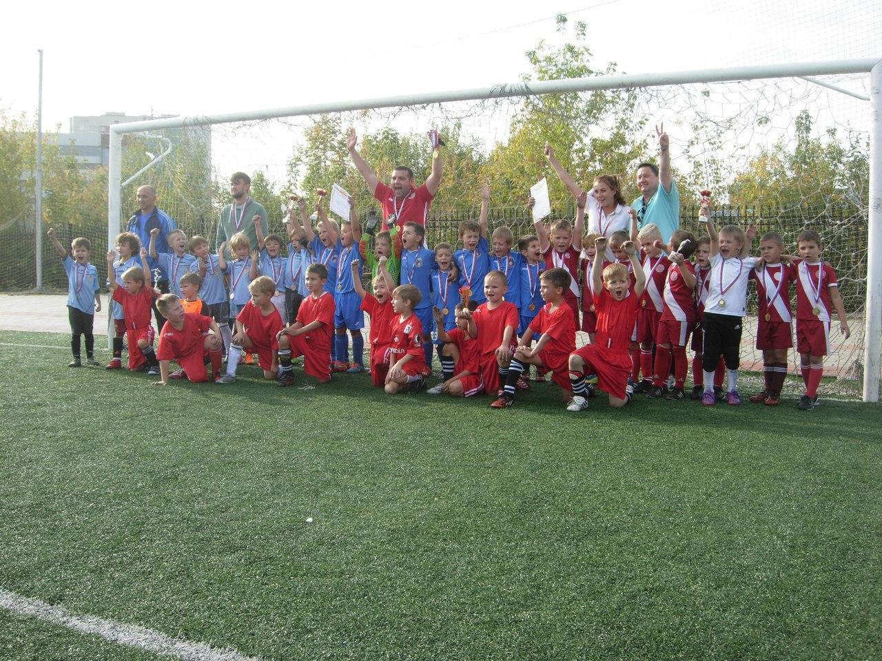 В Подольске пройдёт турнир по футболу «Весенний Кубок Подольска-2018» среди детских команд 2003 г.р.
