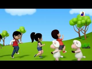 Miss Polly Had A Dolly   Bob The Train   Kindergarten Nursery Rhymes   Videos For Children