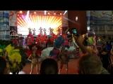 Репетиция карнавала в Геленджике 2018