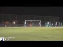 Странный гол из Омана (смотрим на полет мяча!)