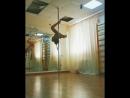 Pole dance Роговая Мария