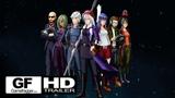 Cosmic Star Heroine - Nintendo Switch Trailer