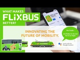 FlixBus Press Conference in LA - Changing the image of intercity bus travel in the US