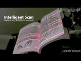 BFS-Auto_ High Speed Book Scanner at over 250 pages_min