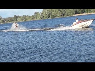 Волга#лето#экстрим#водныеигры#Кимрыинфо#тверскаяобласть#