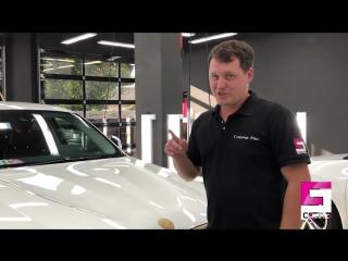 Восстановление защитной пленки автомобиля