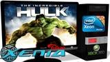 XENIA 1.06ML Xbox 360 - The Incredible Hulk Gameplay Vulkan api #2
