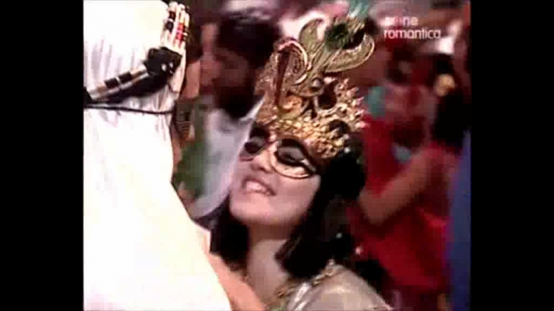 Неукротимая Хильда Hilda Furacao карнавал отрывок