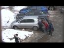 Спасли автоледи