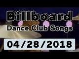 Billboard Dance Club Songs TOP 50 (April 28, 2018)