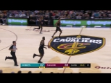 LeBron James Scores a Triple-Double in Win vs. Hornets