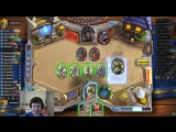 [Daily Hearthstone Funny Moments] Those Are Some TOP TIER Mindgames   Hearthstone Daily Moments Ep.825