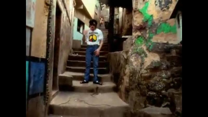 Michael jackson (klip)BREZİLYA VERSİYON