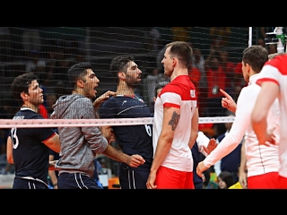VOLLEYBALL FIGHT ! Angry Volleyball Moments (HD)