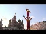 Шоу OVO от Cirque du Soleil: Знакомство с Москвой