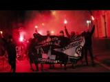 Несанкционированное шествие анархистов к 100-летию революции
