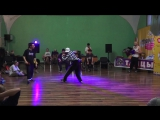 TIU BATTLE Lil Ti VS Ящер(win)