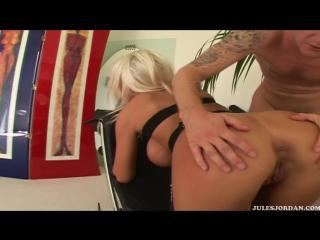 Flesh Hunter 9 (часть 3) 1080p jules jordan julesjordanGina Lynn, Lela Star, Tory Lane, Vanessa Lane, Julea London, Tiffani Digi