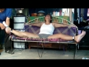 """Milagros """"indefensa"""" foot tickling Socks and Barefoot (PREVIEW)"""