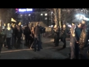 Луганск 22 февраля 2014 Удар Кличко открыл огонь из АК 47 по протестующим в центре города